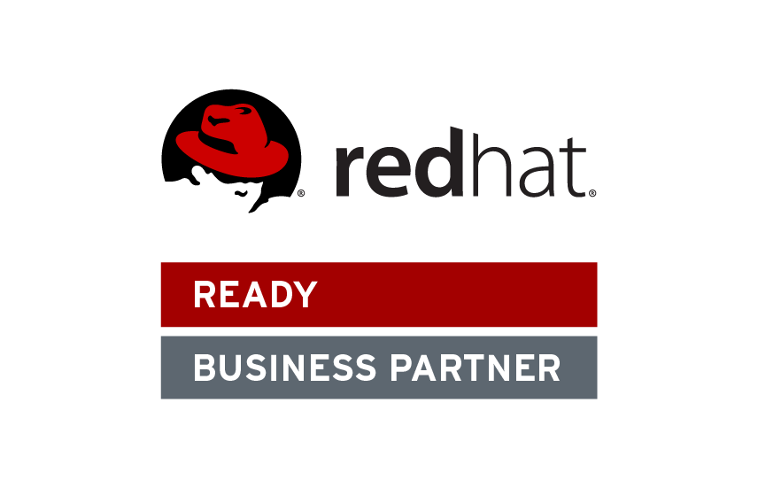 Redhat Ready partner logo