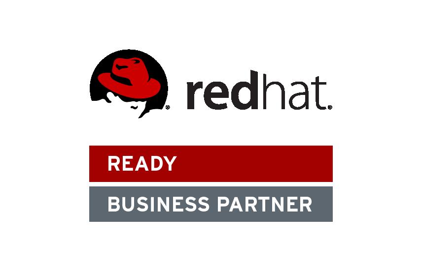 Redhat Ready partner logo